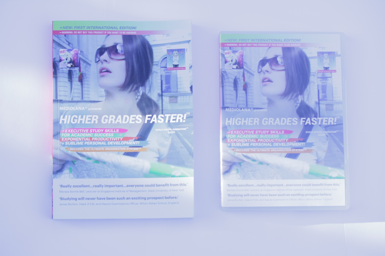 Higher Grades Faster! – Exponential Productivity